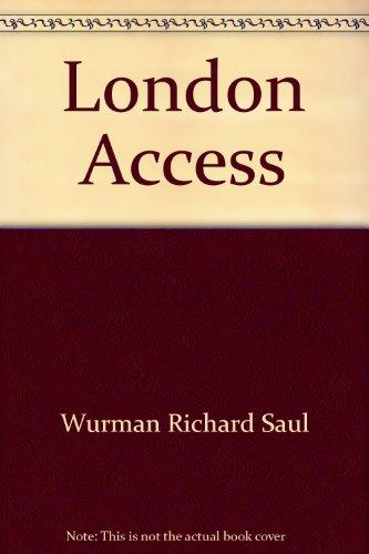 9780067725092: Access London Edition