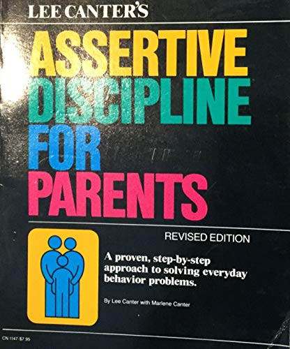 9780068598367: Assertive Discipline for Parents