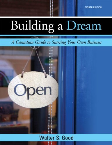 9780070000193: Building a Dream, Eighth CDN Edition