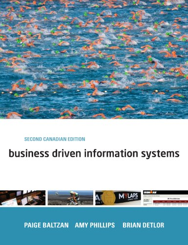 9780070001527: Business Driven Information Systems
