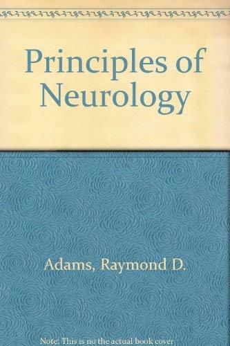 9780070002968: Principles of Neurology