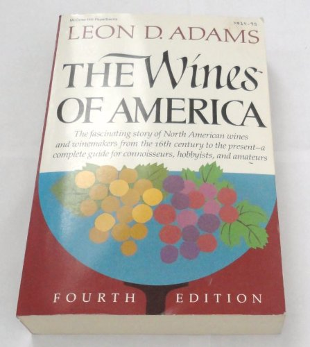 9780070003323: The Wines of America
