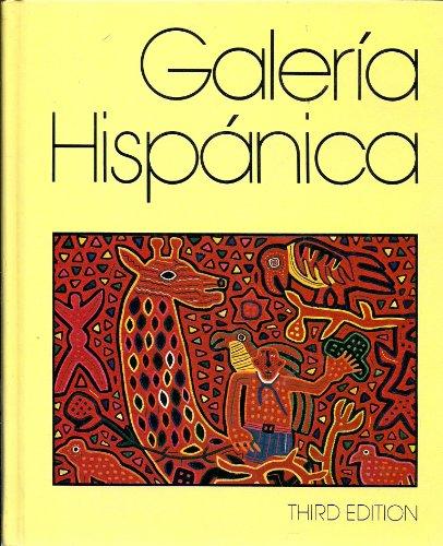 9780070003613: Galeria Hispanica