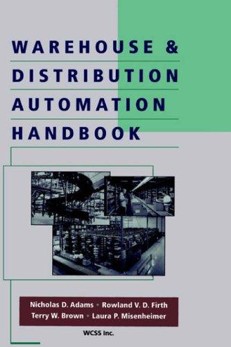9780070004009: Warehouse and Distribution Automation Handbook