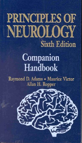 9780070005143: Principles of Neurology, 6th Edition: Companion Handbook