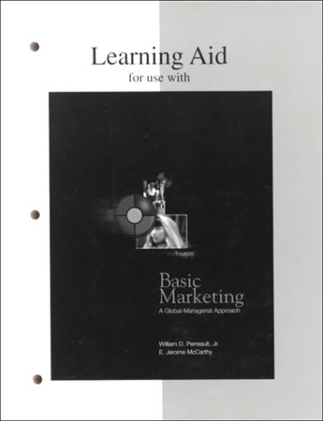 9780070005693: Basic Marketing Learning Aid