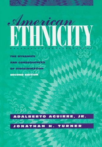 9780070006270: American Ethnicity: The Dynamics and Consequences of Discrimination