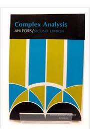 Complex Analysis: Ahlfors, Lars V.