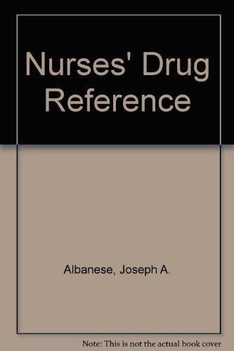 9780070007673: Nurses' Drug Reference