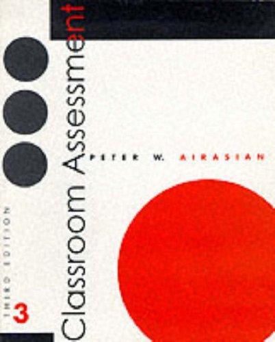 9780070007741: Classroom Assessment