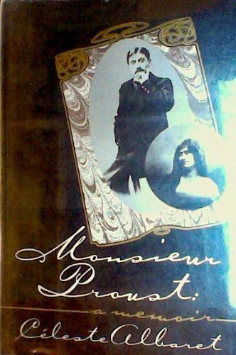 9780070009455: Monsieur Proust: A Memoir
