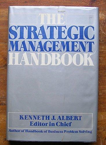 9780070009547: Strategic Management Handbook