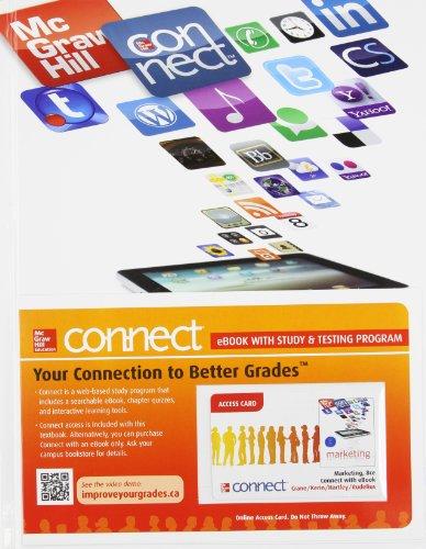 9780070009905: Marketing:8th Canadian Edition
