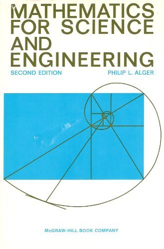 9780070010505: Mathematics for Science and Engineering