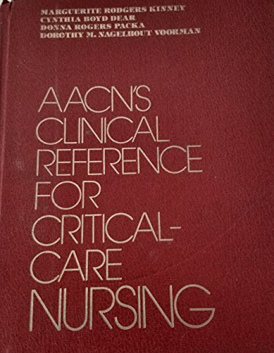 9780070011335: Clinical Reference for Critical Care Nursing