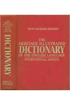 9780070011748: Heritage Illustrated Dictionary of the English Language