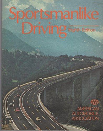 9780070013315: Sportsmanlike Driving
