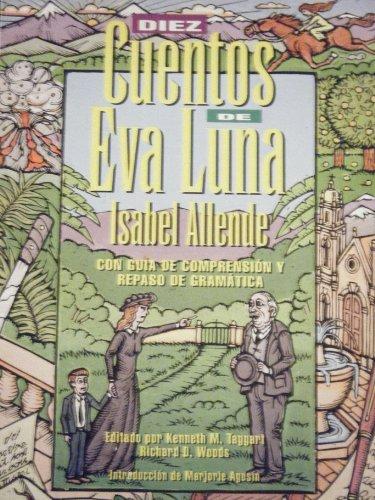 9780070013568: Diez cuentos de Eva Luna con gu�a de comprensi�n y repaso de gram�tica
