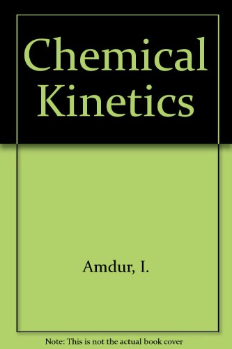 9780070013735: Chemical Kinetics