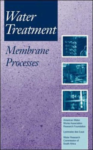 9780070015593: Water Treatment Membrane Processes
