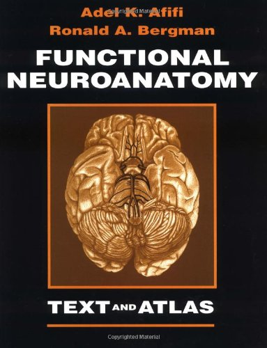 9780070015890: Functional Neuroanatomy: Text and Atlas