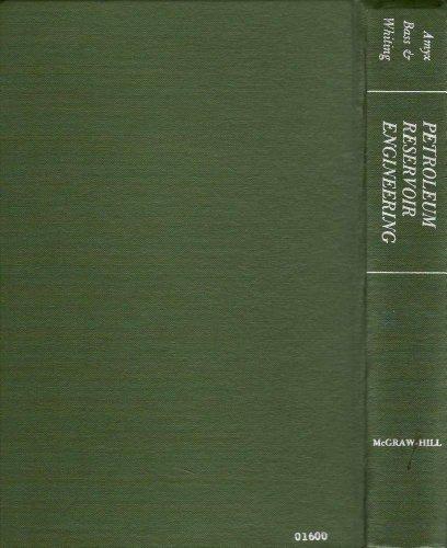 9780070016002: Petroleum Reservoir Engineering Physical Properties