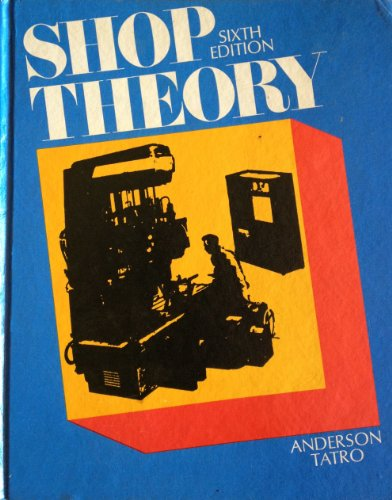 Shop Theory: Earl E. Tatro,