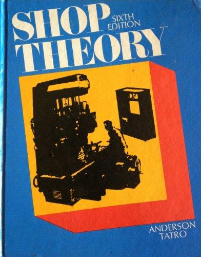 9780070016125: Shop Theory