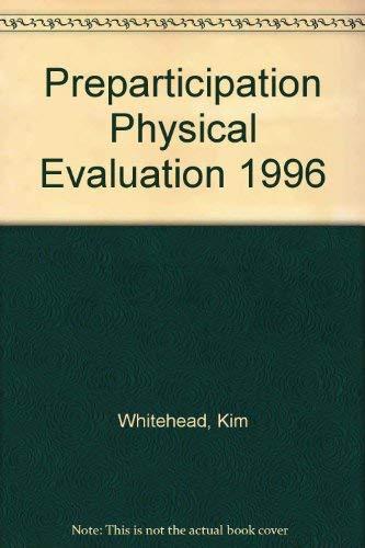 9780070016279: Preparticipation Physical Evaluation 1996