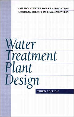 9780070016439: Water Treatment Plant Design