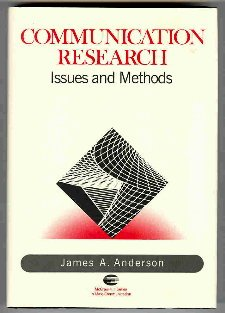 9780070016514: Communication Research: Issues and Methods (Mcgraw-Hill Series in Mass Communication)