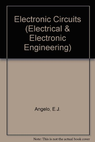 9780070017924: Electronic Circuits: A Unified Treatment of Vacuum Tubes and Transistors