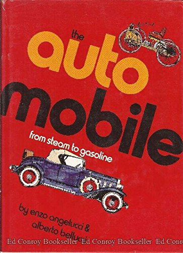 9780070018709: The Automobile: From Steam to Gasoline
