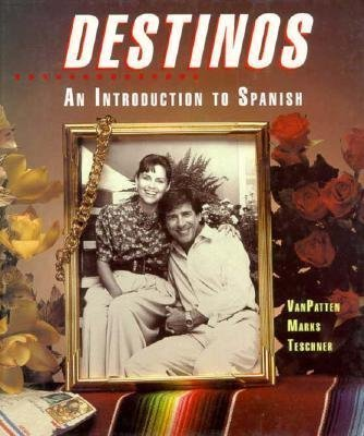 9780070020696: Destinos: An Introduction to Spanish (Student Edition)