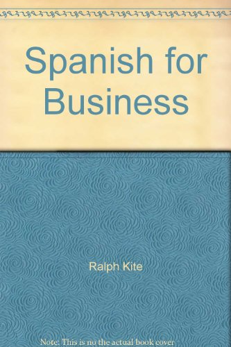 9780070020764: Spanish for Business