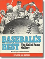 9780070021440: Baseball's best: The Hall of Fame Gallery