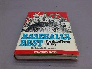 9780070021488: Baseball's best: The Hall of Fame Gallery