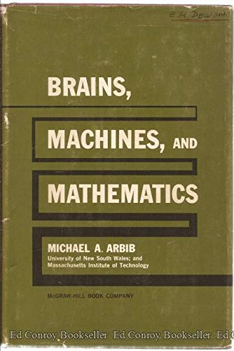 9780070021709: Brains, Machines, and Mathematics