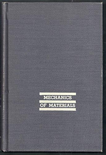 Mechanics of Materials: Arges, K P