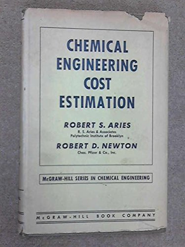 9780070022003: Chemical Engineering Cost Estimation