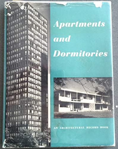 9780070022027: Apartments and Dormitories