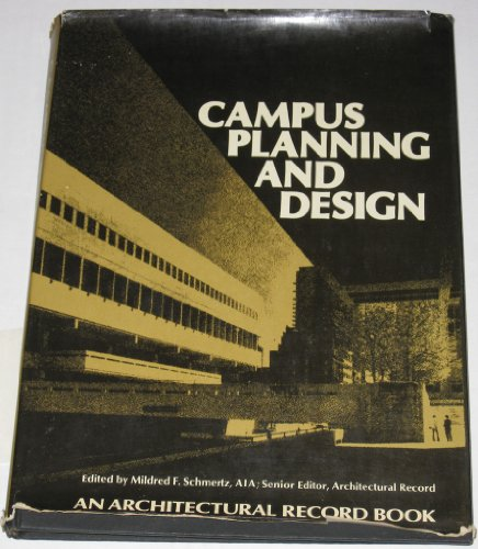 9780070022164: Campus Planning and Design