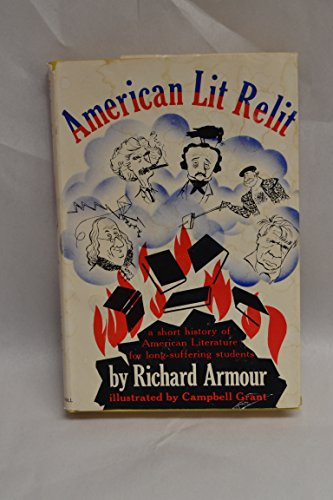 9780070022416: American Lit Relit: a short history of American Literature for long-suffering students