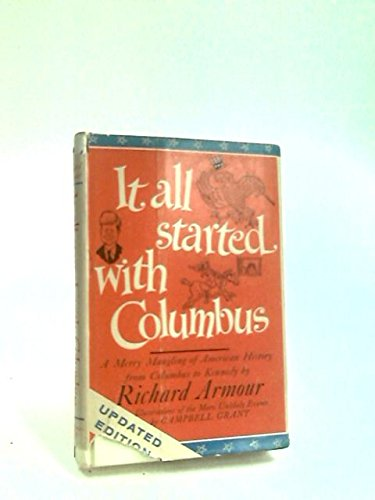 9780070022447: It All Started With Columbus