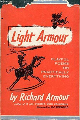 9780070022508: Light Armour