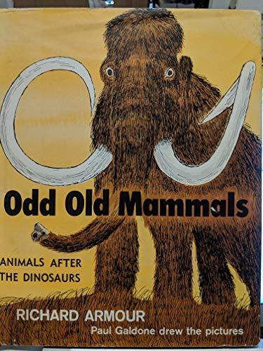 9780070022621: Odd Old Mammals