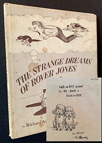 9780070022683: The Strange Dreams of Rover Jones