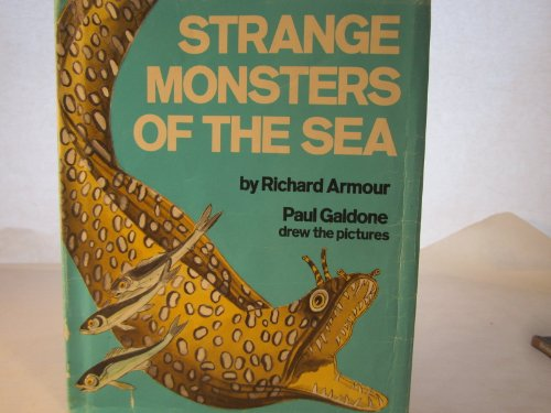 9780070022942: Strange Monsters of the Sea