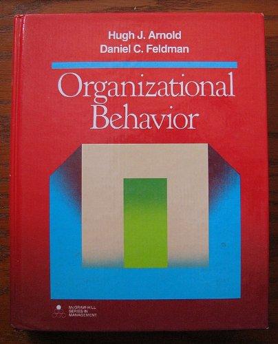9780070023000: Organizational Behavior (Mcgraw Hill Series in Management)
