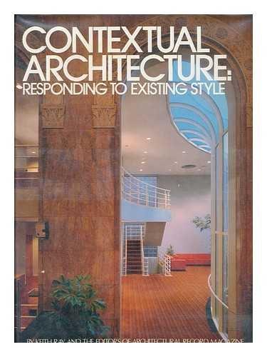 9780070023321: Contextual Architecture